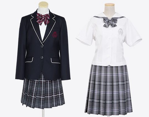 希望が丘高校女子制服